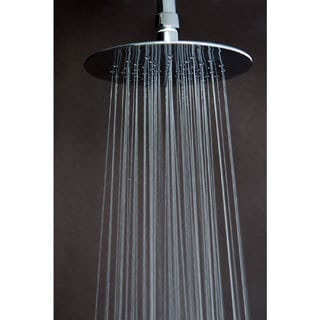 Victorian Oil Rubbed Bronze 8 Inch Shower Head 14668530