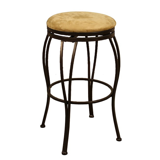 Counter Stools Overstock: Seville 24-inch Swivel Counter Stool