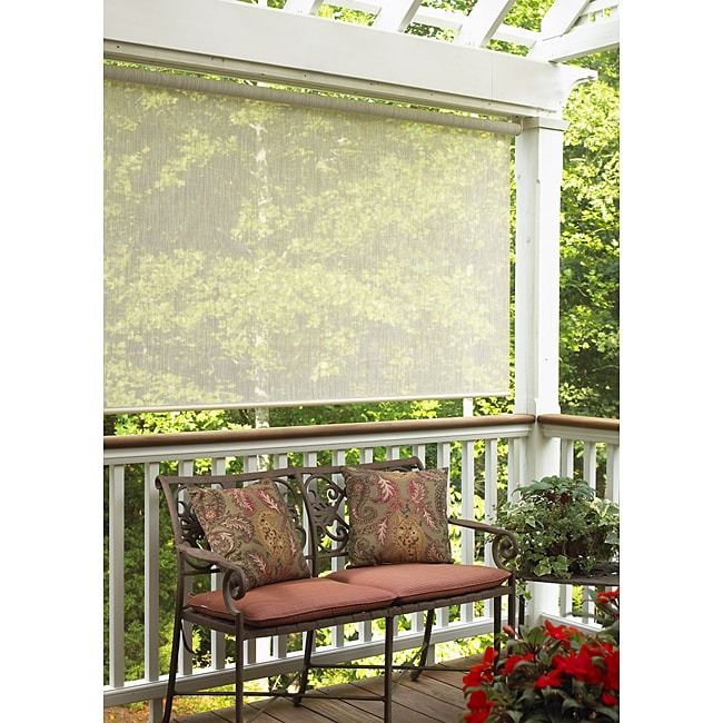 Roll Up Outdoor Blind 2