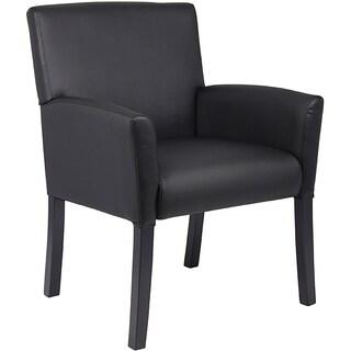 Boss Mid-back Box Arm Chair