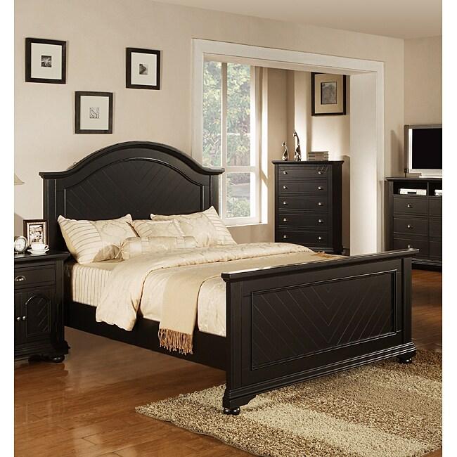 Black Full Bed 35