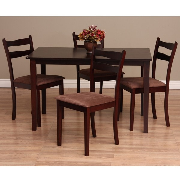 Overstock Dining Set: Warehouse Of Tiffany Callan 7-piece Dining Furniture Set
