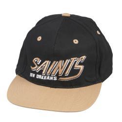 New Orleans Saints Retro NFL Snapback Hat Football on PopScreen a22f1e9da