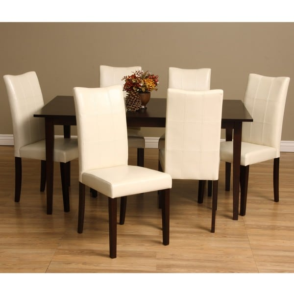 Furniture Overstock Warehouse: Warehouse Of Tiffany Eveleen 7-piece Dining Furniture Set