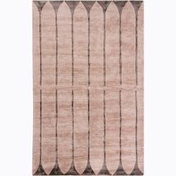 Handmade Sabrina Multi Wool Rug 8 X 10 14285662