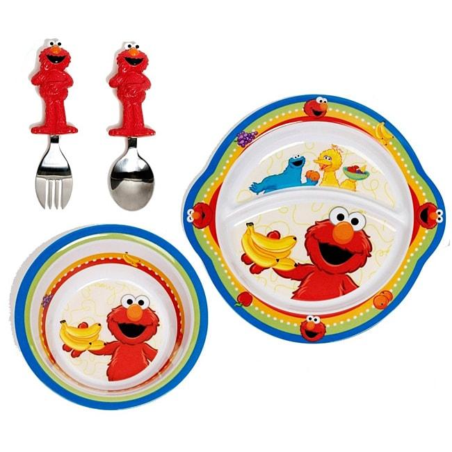 Munchkin Sesame Street Dining Set 13975453 Overstock