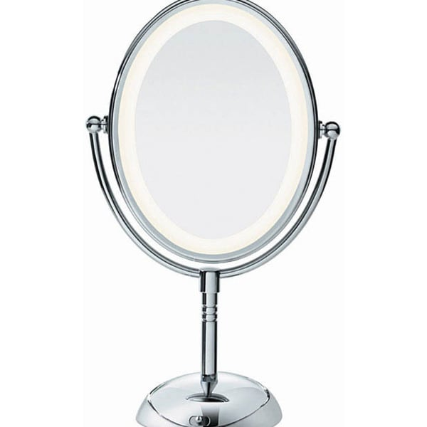 Conair Reflections 7x 1x Led Lighted Mirror Be51led