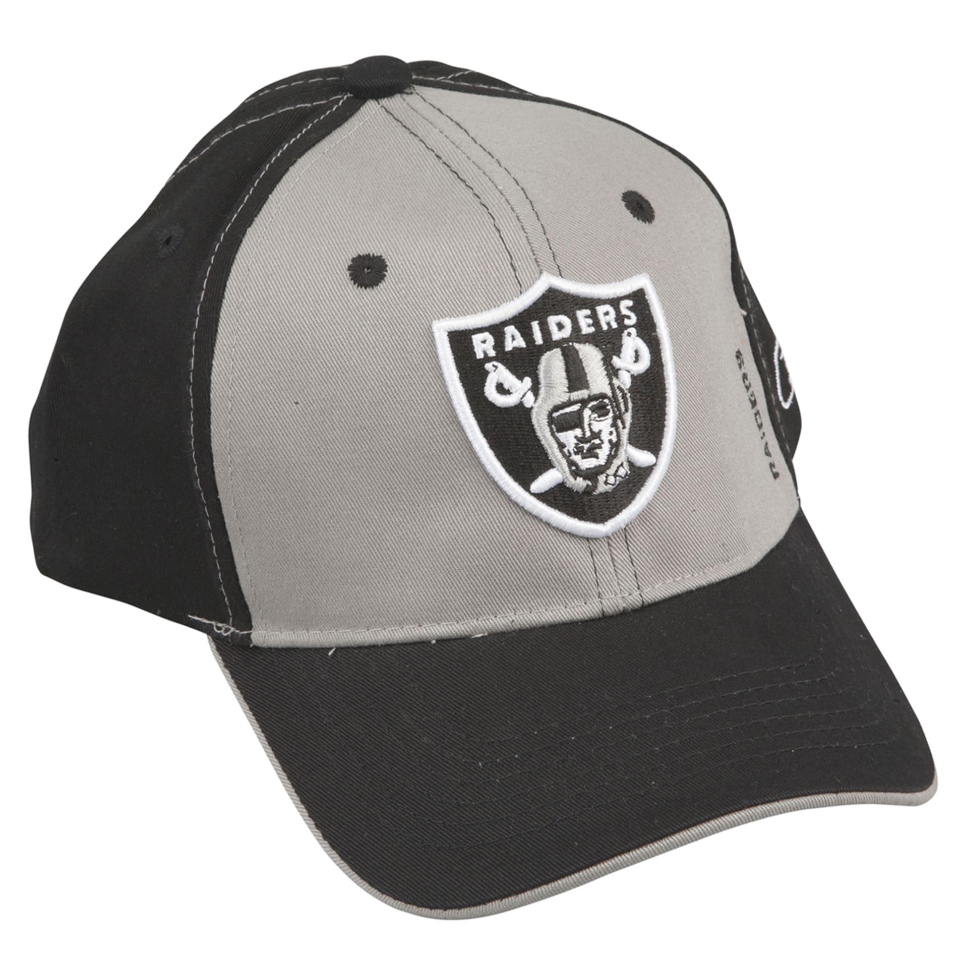 e5798ddc07c Reebok Oakland Raiders Advantage Hat on PopScreen