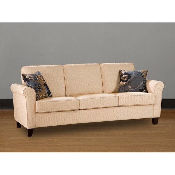 Landon Butter Cream Sofa