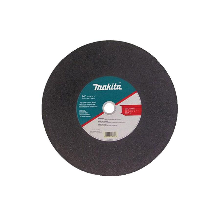 Makita 14 Inch Abrasive Cut Off Wheel 14007887
