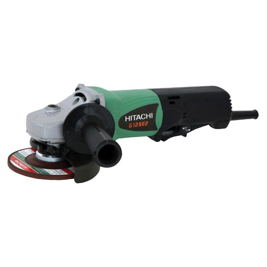 Hitachi 4 1 2 Inch Disc Grinder 14008356 Overstock Com