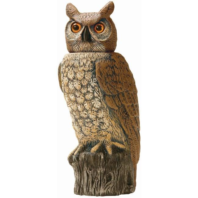 Dalen Gardeneer Rotating Head Great Horned Owl 14014689