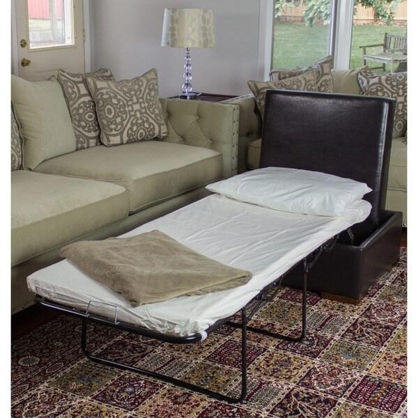 Paris Convertible Ottoman Sleeper Bed 14016892