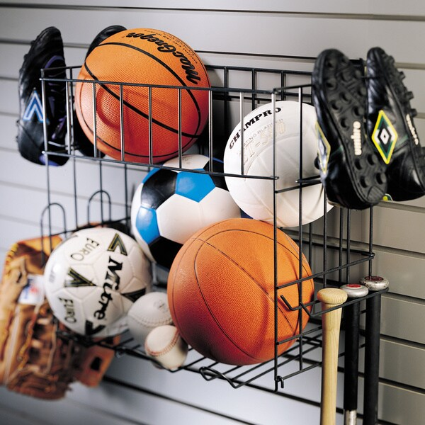 Organized Living Freedomrail Granite Sports Rack With
