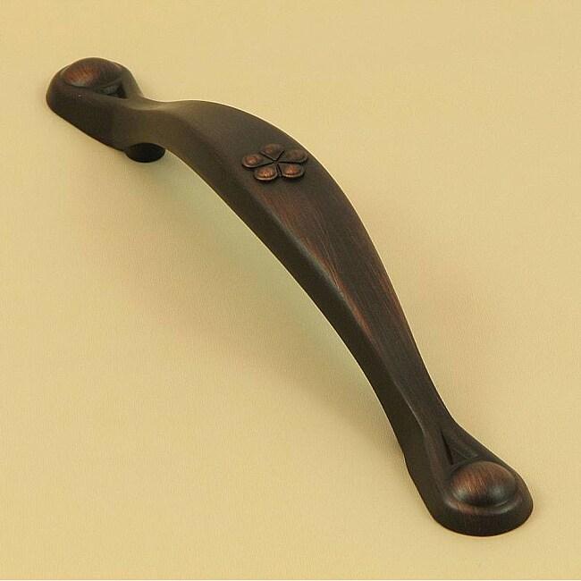 Overstock Kitchen Cabinet Hardware: Stone Mill Hardware Milton Oil-rubbed Bronze Cabinet Pulls
