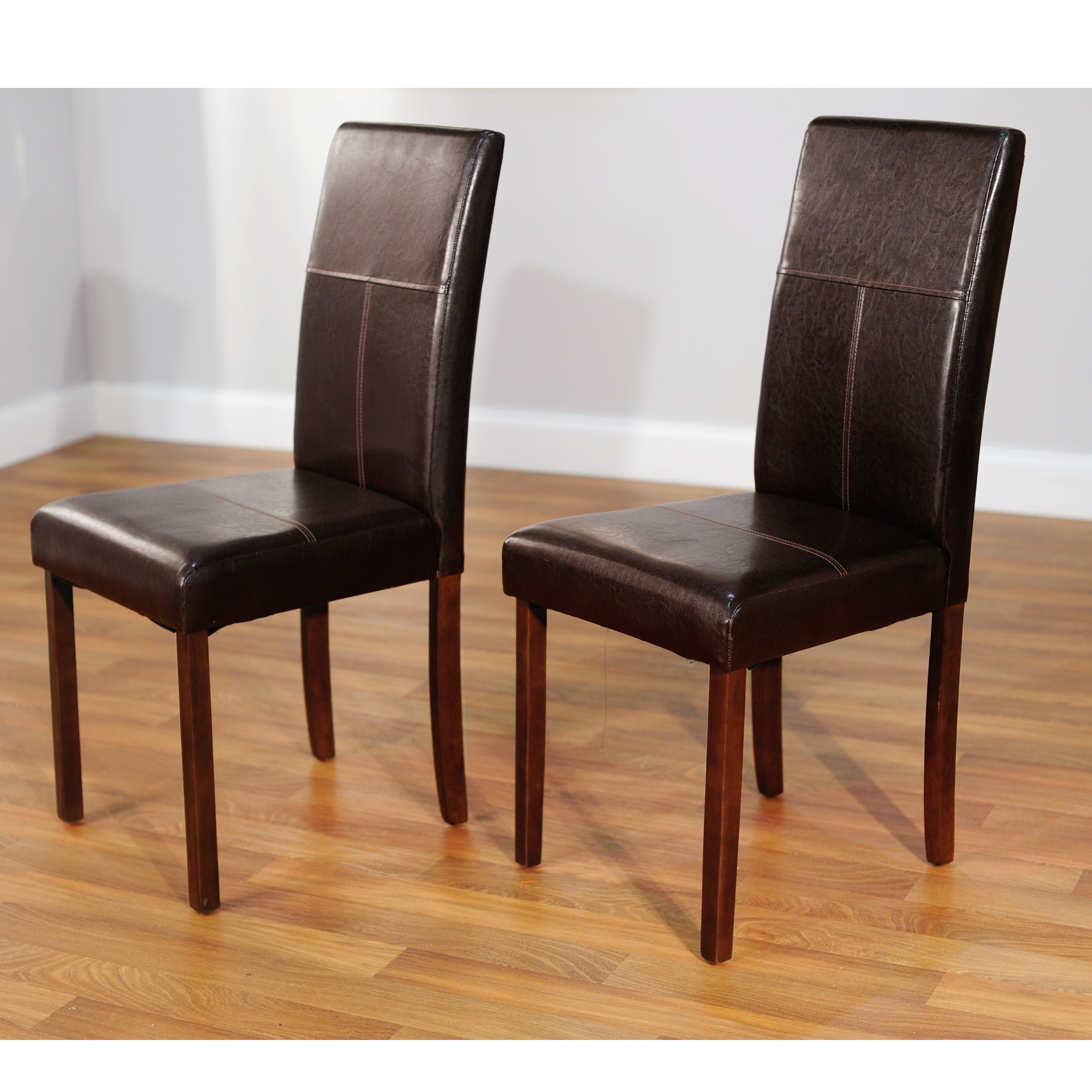 Dining Room Parson Chairs: Simple Living Bettega Parson Chair (Set Of 2)