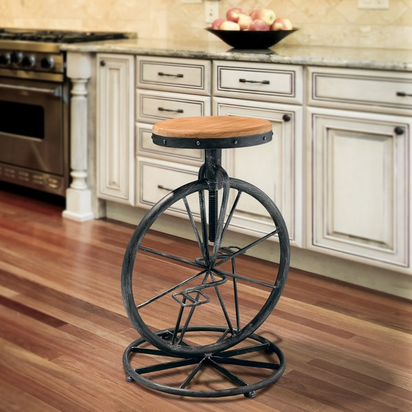 Christopher Knight Home Michaelo Bicycle Wheel Adjustable