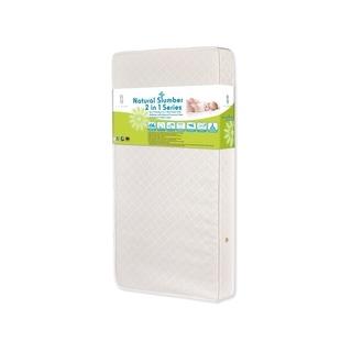 La Baby Organic Baby Essentials Iii 2 In 1 Crib Mattress