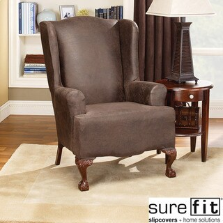 Recliner Amp Wing Chair Slipcovers Shop The Best Deals For