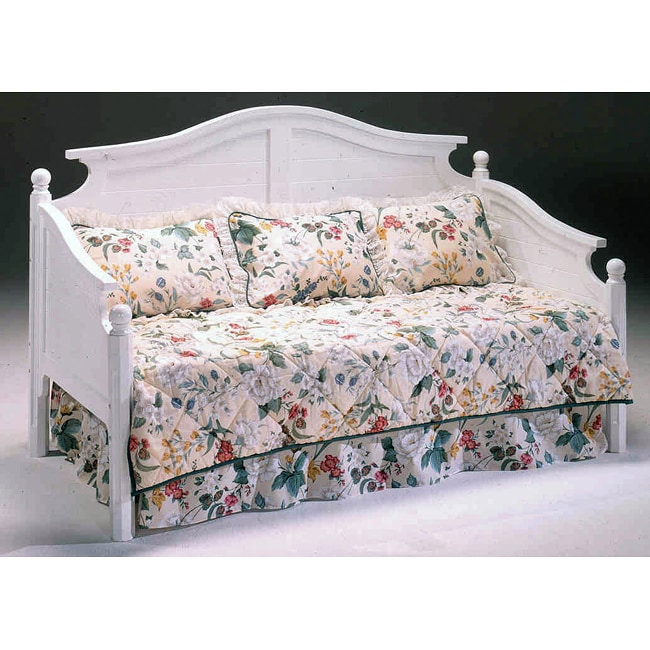 Somerville White Daybed Frame Headboard And Sides