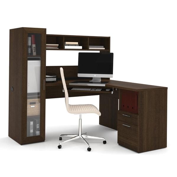 Bestar Tuxedo Jazz Corner Workstation 14076375
