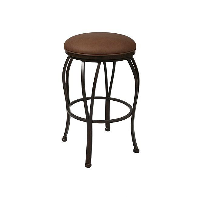 lexington 30 inch backless swivel bar stool 14084833 shopping great deals on. Black Bedroom Furniture Sets. Home Design Ideas