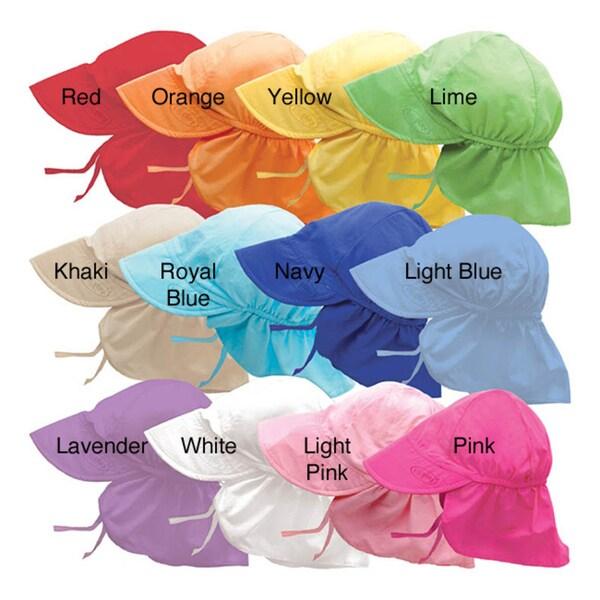 5ea997d2b6a 715418034218 UPC - I Play. Baby Flap Sun Protection Swim Hat