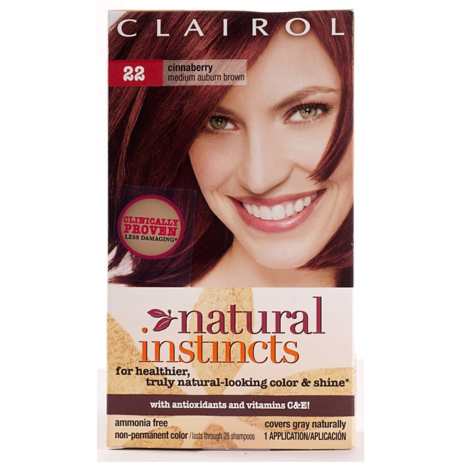 Natural Instincts Hair Dye 115