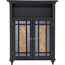 Floor Cabinet Bathroom Furniture Overstock Shopping