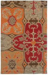 Hand Tufted Wool Tirana Rug 8 X 10 12325038