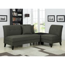 Hilton Brown Reclining Sofa And Loveseat Set Overstock