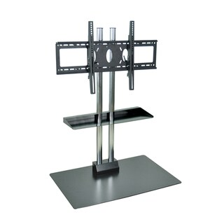 Seville 2 Tier Stackable Chrome Shelf Storage 14382022