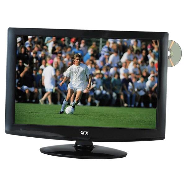 QuantumFX TV-LED1912D 19-inch AC/DC 12 Volt LED TV/ DVD
