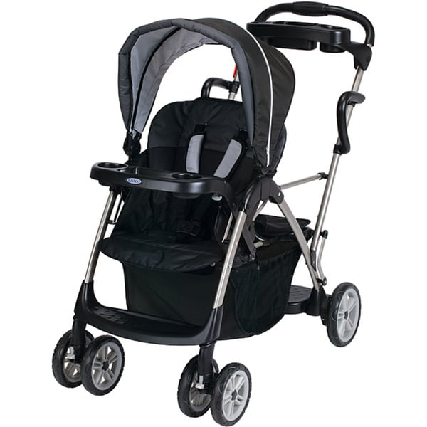 Graco Roomfor2 Stand Amp Ride Stroller In Metropolis