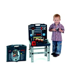 Theo Klein Bosch Plastic Toy Tool Shop Playset With