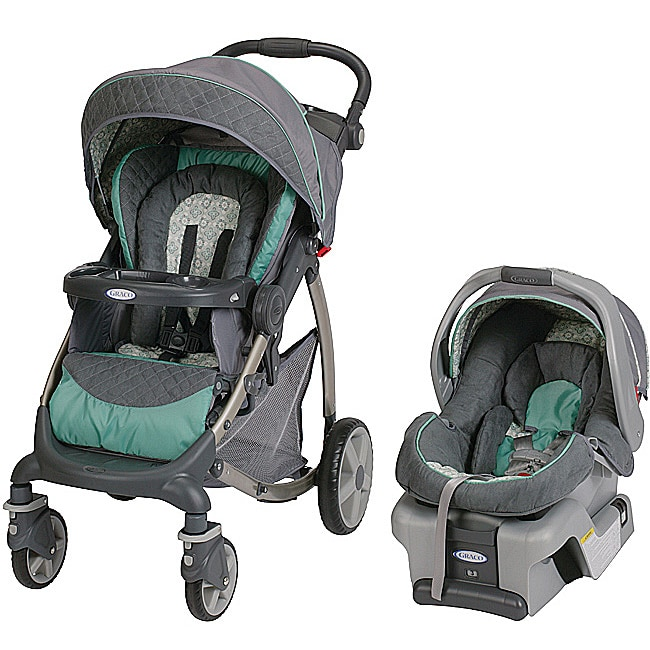 Graco Stylus Lx Travel System In Winslet 14153849