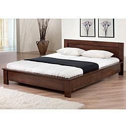 Alsa Queen Platform Bed 80071335 Overstock Com Shopping Great Deals On I Love Living Beds