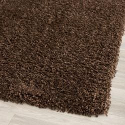 Brown Shag Runner Rugs Overstock Com