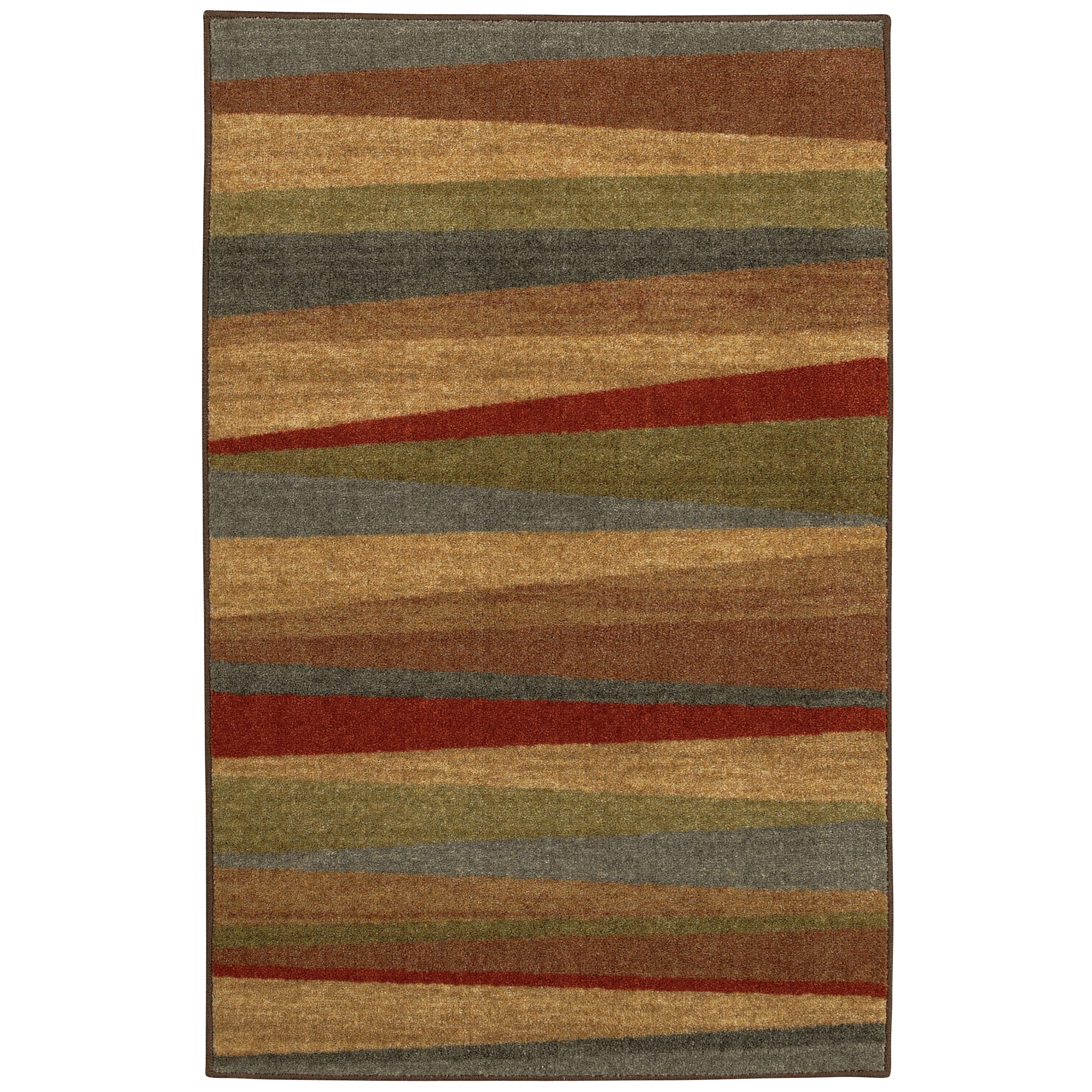New Wave Mayan Sunset Rug 2 6 X 3 10