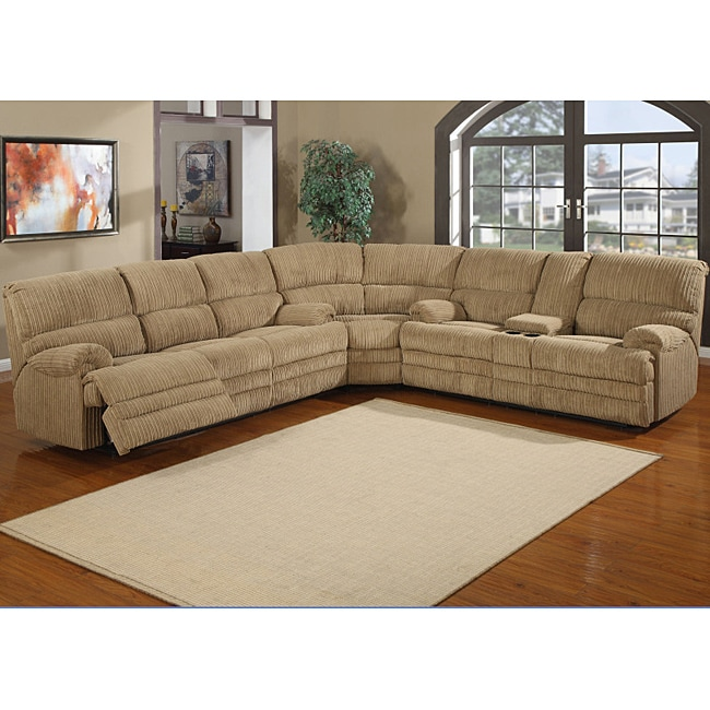 Overstock Living Room Sets: Denton Living Room Furniture Set