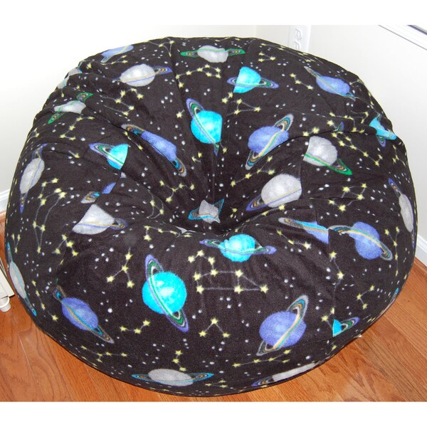 Create An Outer Space Themed Room