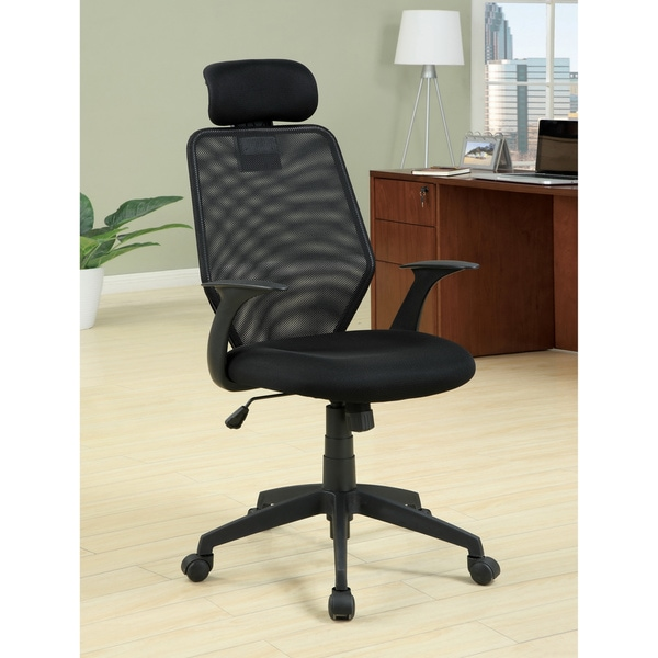 Furniture Of America Covington Web Mesh Adjustable Office