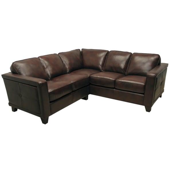 Manhattan Leather Sofa Review