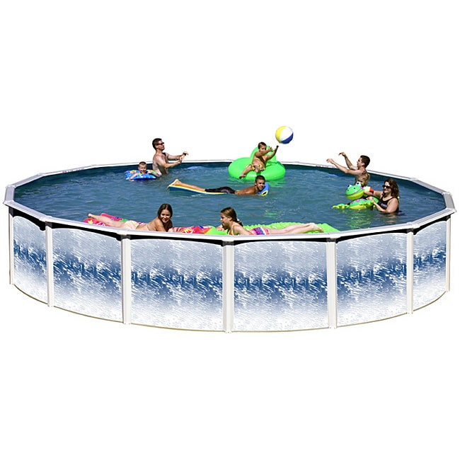 Yorkshire 18 Foot All In 1 Above Ground Swimming Pool Kit