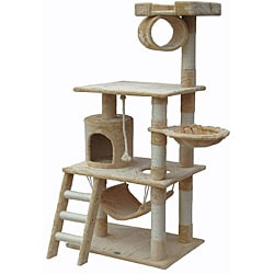 Go pet club 62 inch cat tree p14281275