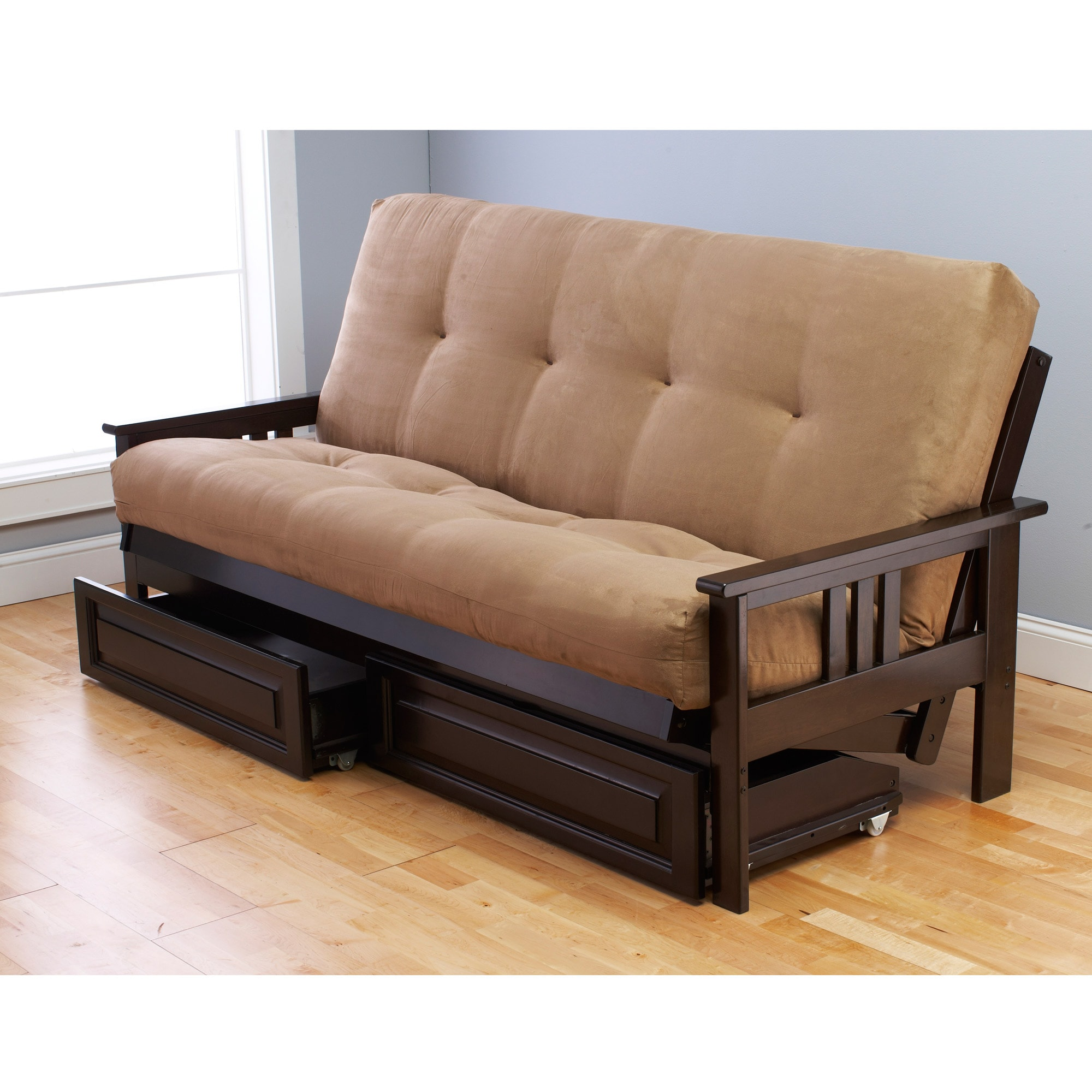 futon sets wooden frames - photo #6