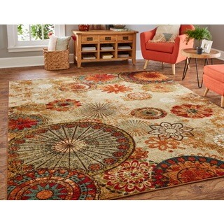 Euphoria Collection Capizzi Olefin Rug 5 3 X 7 6