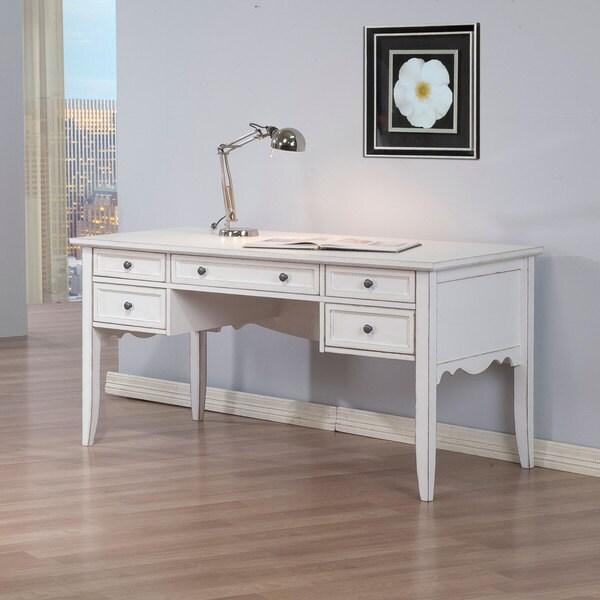 White Classics Writing Desk 80004626 Overstock Com