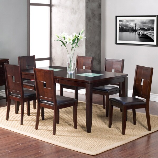 american lifestyles 7piece lakeside extension dining