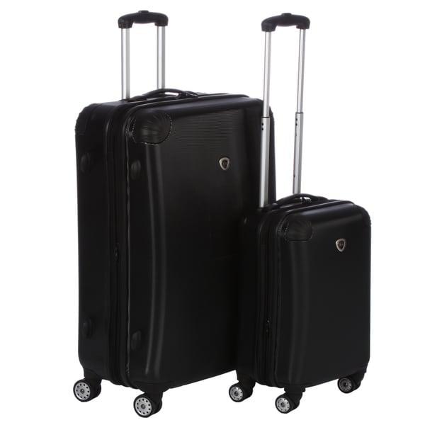 c3533b37a International Traveler Twinwheel Expander 2 piece Hardside Spinner Luggage  Set International Traveller Two piece Sets